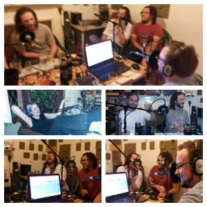 The recording of issue 2